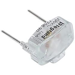 lampe de rechange prog plexo 230 v 1 ma verte pour poussoir simple lum