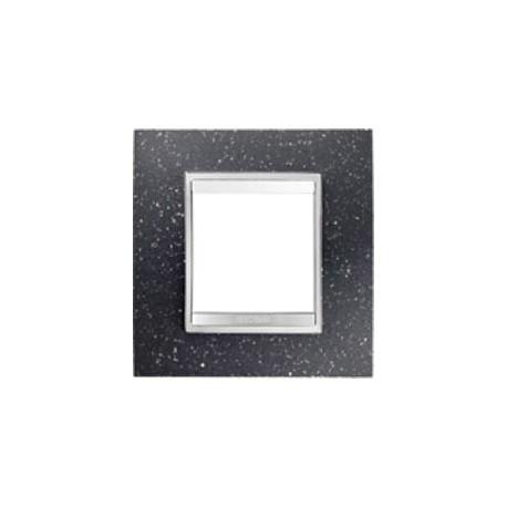 Plaque lux 2m pierre lave Gewiss chorus