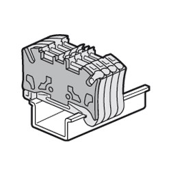 cloison terminale pr bloc jonc viking 3 ressort sectionnables pas 6