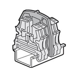 cloison separat et isol bloc jonc viking 3 vis 1entree 1sortie pas 5 6 8 10