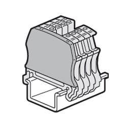 cloison terminale pr bloc jonc viking 3 a vis sectionnable cart fusible 5x20
