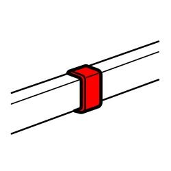 joint de couvercle pour moulure dlplus 32x16 blanc