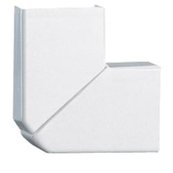 angle plat variable pour moulure dlplus 40x16 blanc
