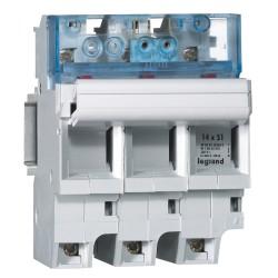 coupe circuit sectionnable sp 51 3p cartouche ind 14x51 microrupteur