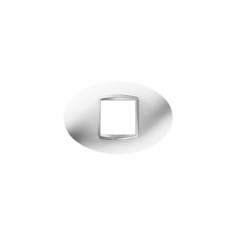 Plaque art 2m blanc creme Gewiss chorus