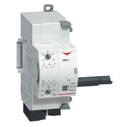 commande motorisee dx 230v 2 module pole avec reenclenchement auto