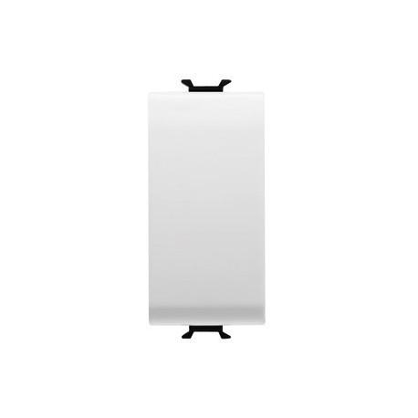 Bouton poussoir 1m blanc Gewiss chorus