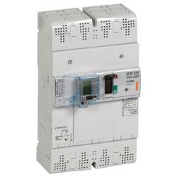 disj puissance dpx 250 magneto thermique diff 25 ka 4p 250 a