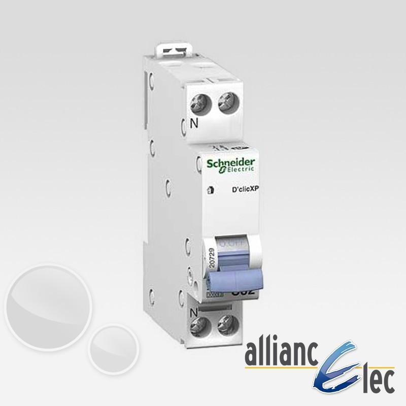 Tableau Electrique Complet Schneider Surface Superieur A 100 M2