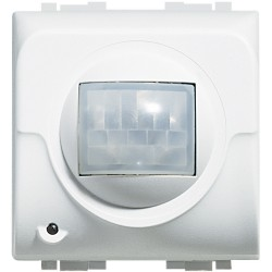 detecteur infrarouge hyperfrequence livinglight myhome bus blanc