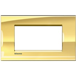 plaque or livinglight 4 modules