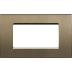 plaque square livinglight 4 modules