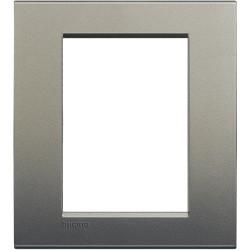 plaque avenue livinglight 3 3 modules
