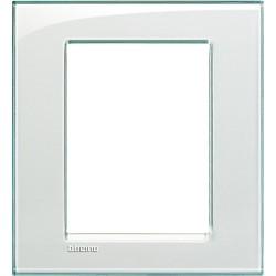 plaque livinglight kristall 3 3 modules aigue marine
