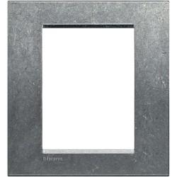 plaque brut livinglight 3 3 modules