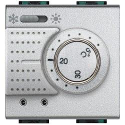thermostat electronique d ambiance avec commutateur ete hiver livinglight tech