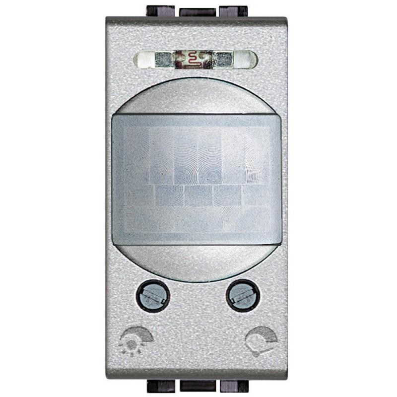 Interrupteur automatique infrarouge 1 module for Interrupteur infrarouge exterieur