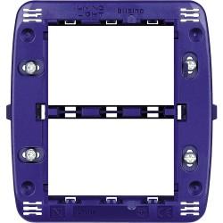support a vis pour plaques livinglight 3 3 modules