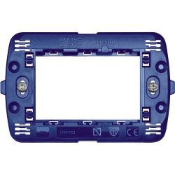 support a vis pour plaques livinglight 3 modules