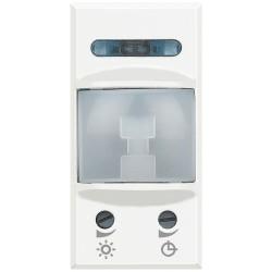 interrupteur automatique ir 200w 1 module axolute white