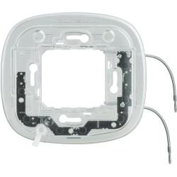 support lumineux pour plaque axolute elliptique 2 modules
