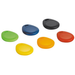 lot de 6 badges de couleur compatibles avec le controle d acces