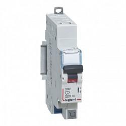 Disjoncteur Legrand 2 A DNX 3 - automatique courbe C