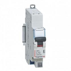 Disjoncteur Legrand 10 A DNX 3 - automatique courbe C