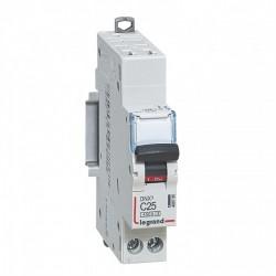 Disjoncteur Legrand 25 A DNX 3 - automatique courbe C