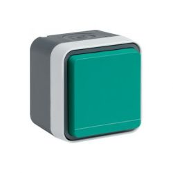 cubyko PC 2P+T saillie vert