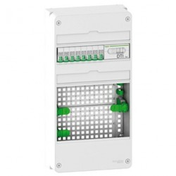 Coffret de communication Schneider Grade 2 ou 3 Resi9