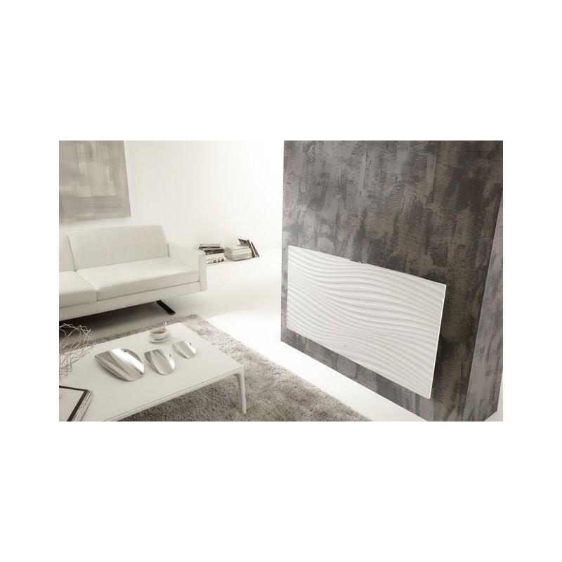 atlantic irisium horizontal 1000w blanc 603110 radiateur inertie achat. Black Bedroom Furniture Sets. Home Design Ideas