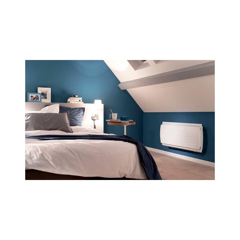 atlantic maradja horizontal 2000w blanc 507620 radiateur achat. Black Bedroom Furniture Sets. Home Design Ideas