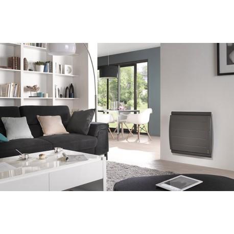 atlantic maradja vertical 1500w blanc 507715 radiateur achat. Black Bedroom Furniture Sets. Home Design Ideas