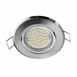 LAMPE LED SANTIAGO BLANC FROID 3W IP20 240LM CONNECTEUR MINI AMP FIN ALUMINIUM