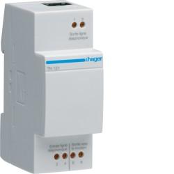 Filtre ADSL modulaire+cordons raccord.