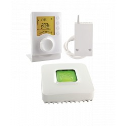 PACK TYBOX 137 CONNECTE - THERMOSTAT PROGRAMMABLE POUR CHAUD