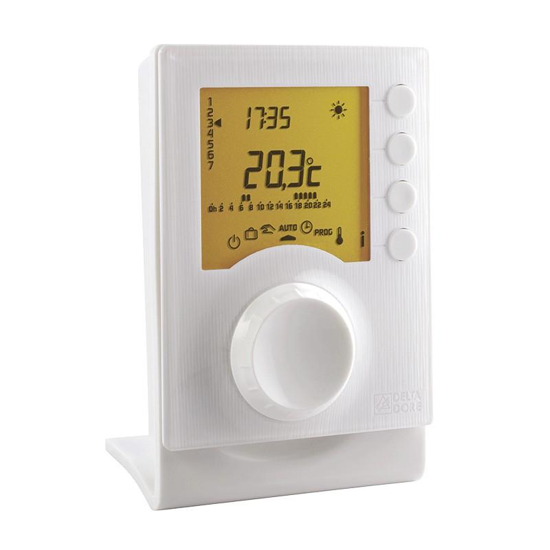 pack tybox 137 connecte thermostat programmable pour chaud delta. Black Bedroom Furniture Sets. Home Design Ideas