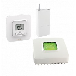 PACK TYBOX 5100 CONNECTE - THERMOSTAT POUR CHAUDIERE OU PAC