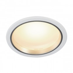 DOWNLIGHT 20, ROND, BLANC, 15W, SMD LED, 3000K