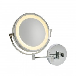 MIROIR MURAL COSMETIQUE LED, 5,8W, 3000K, IP44