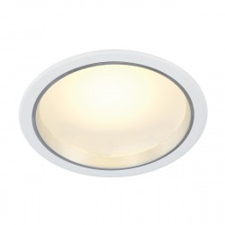 DOWNLIGHT 60/3, ROND, ENCASTRE, BLANC, 27W, SMD LED, 3000K