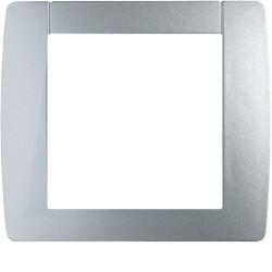 Kallysta classic plaque 1P Titane