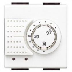 Thermostat électronique d'ambiance avec sonde de sol - LivingLight Blanc