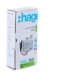 Pack Va et Vient préconfigurés - TRK150M - Hager