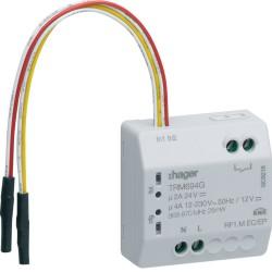 Micro module 1 S LDP + 2 E Hager KNX RADIO