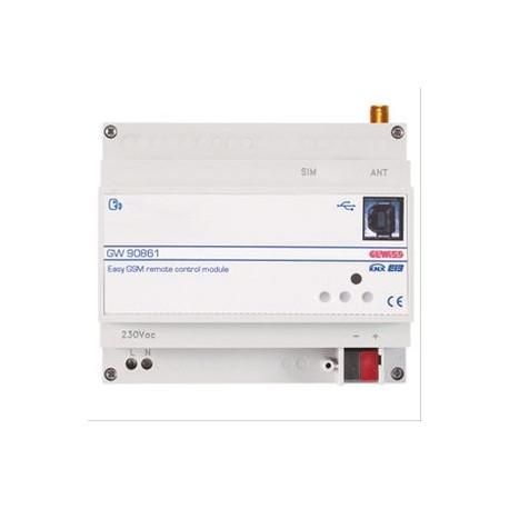 Transmetteur gsm Gewiss easy system domotique knx