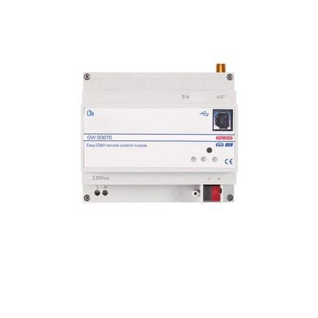 Transmetteur gsm system Gewiss master system knx domotique