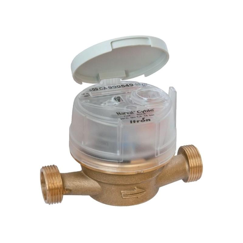 Compteur d 39 eau froide narval de classe b cee iso 16 bars - Compteur eau froide ...