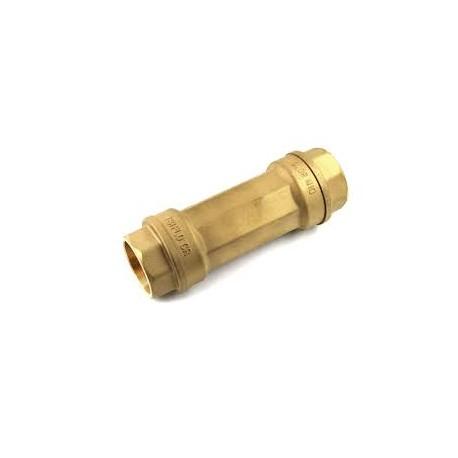 Connecteur 101-25X25 laiton matricé